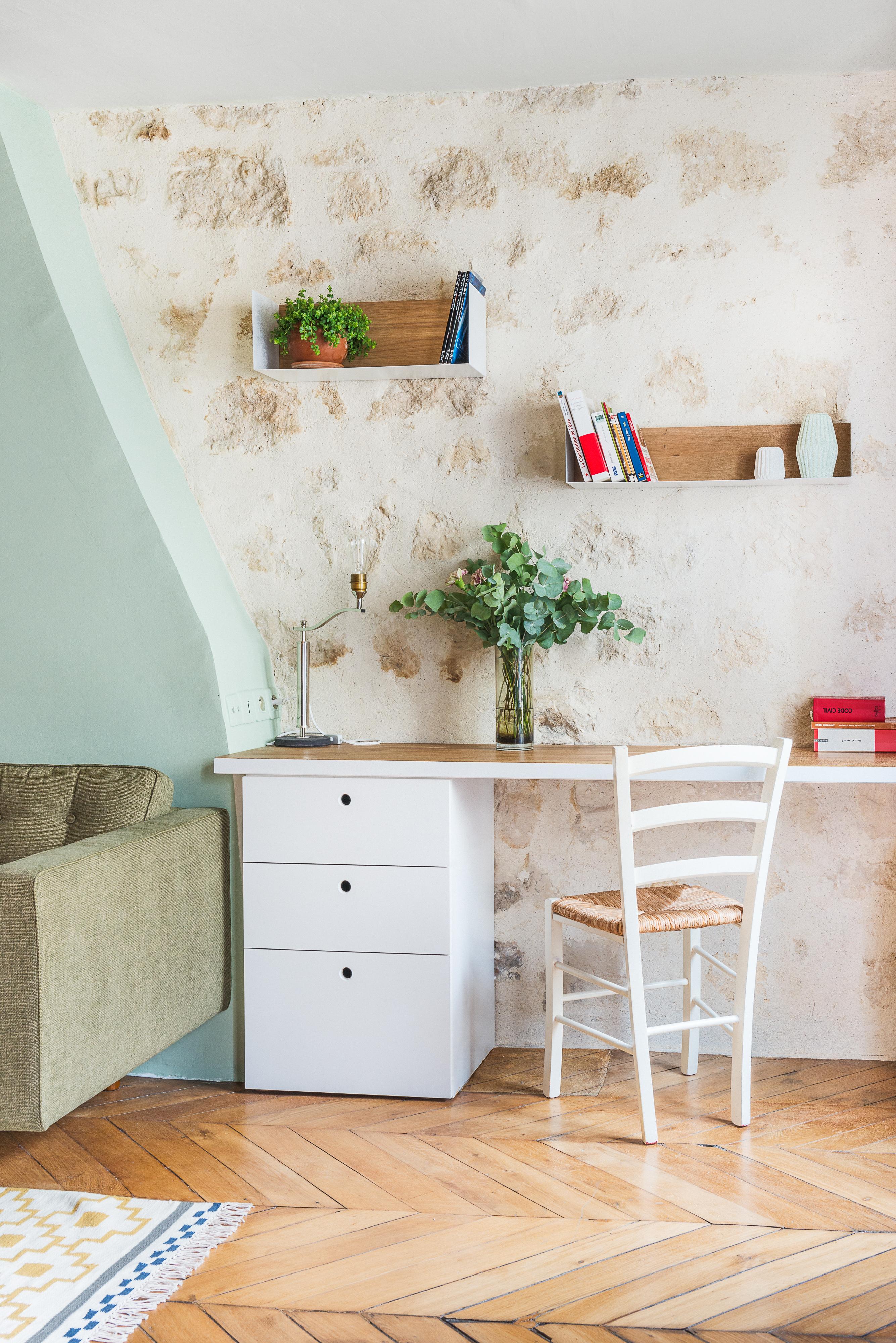 Décoration d'un salon - Marion Alberge - Décoratrice d'intérieur