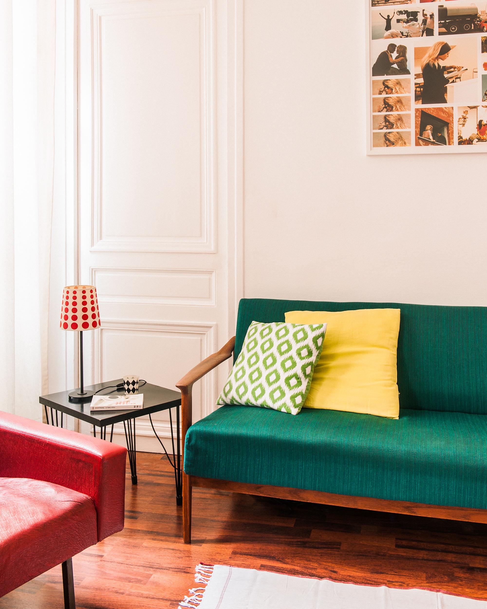 Décoration appartement 50m2 - Marion Alberge - Décoratrice d'intérieur
