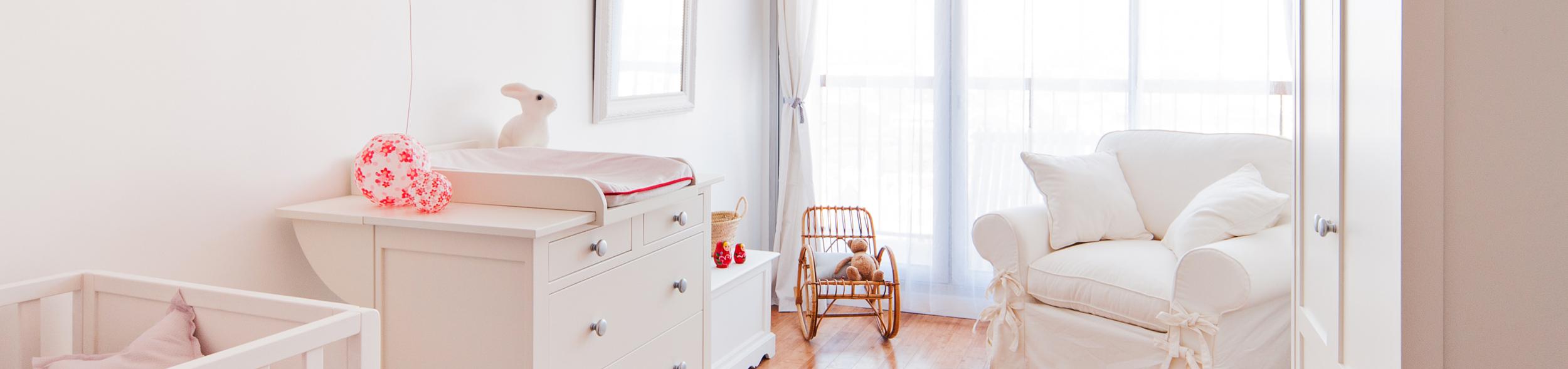 Chambre de bébé   marion alberge   décoratrice d'intérieur