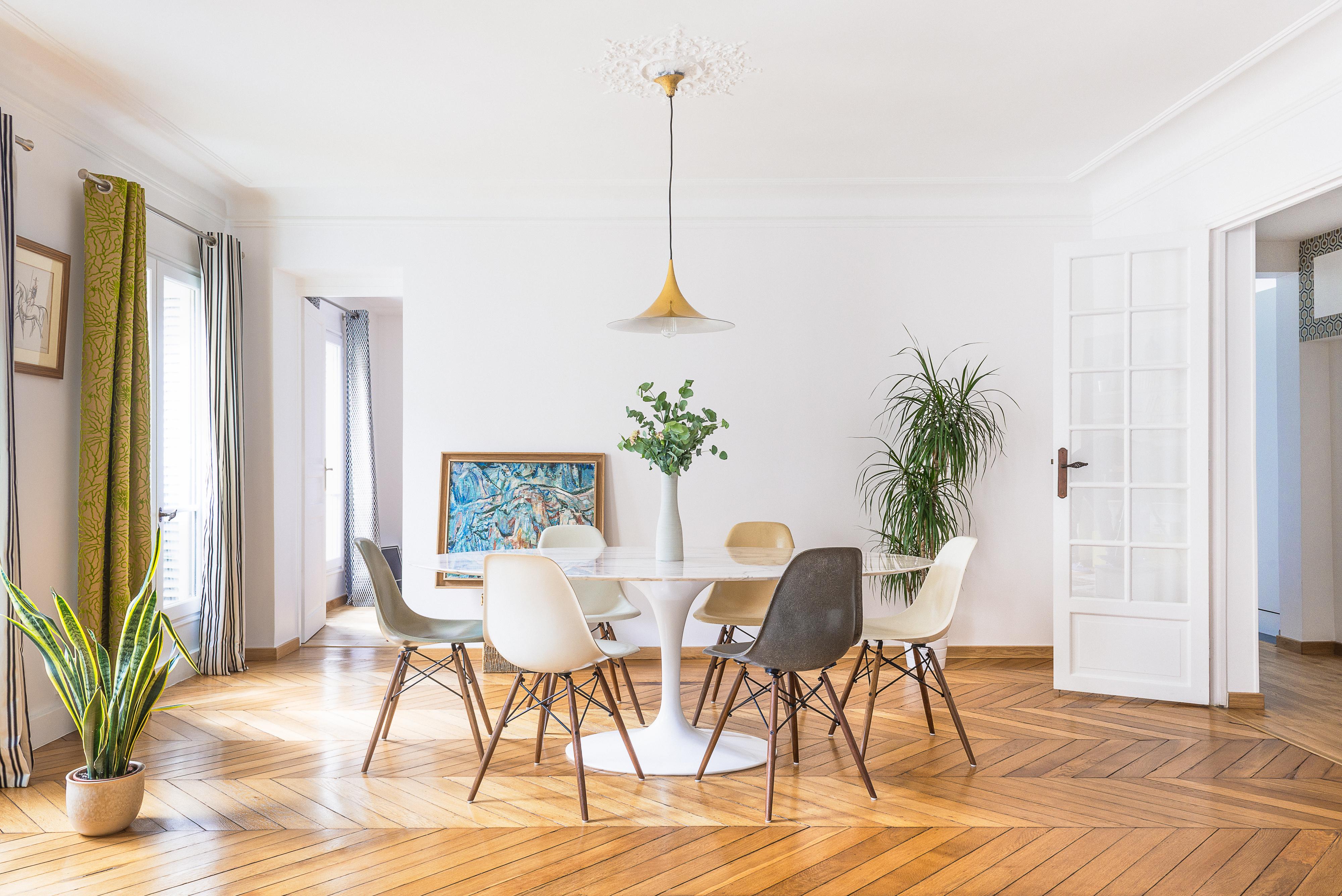 Rénovation appartement Paris - Marion Alberge - Décoratrice d'intérieur
