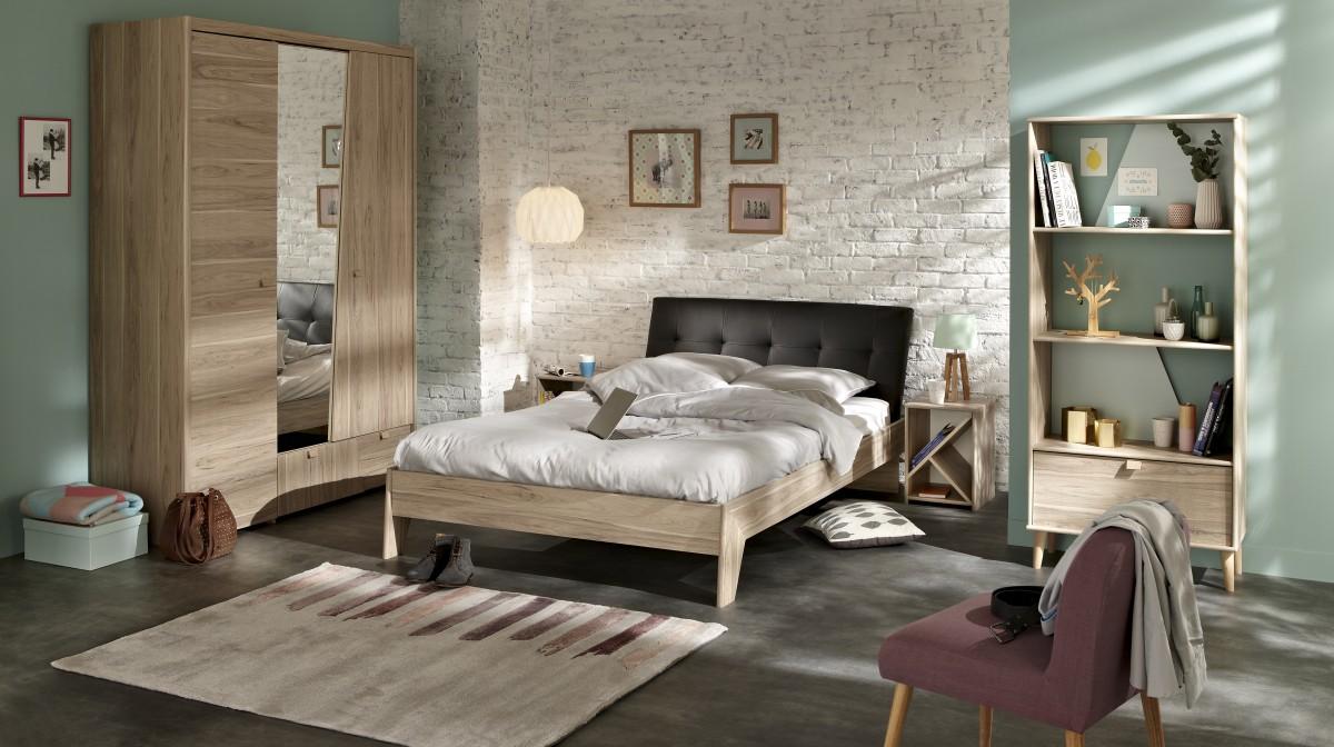 Conforama chambre for Conforama chambres adultes
