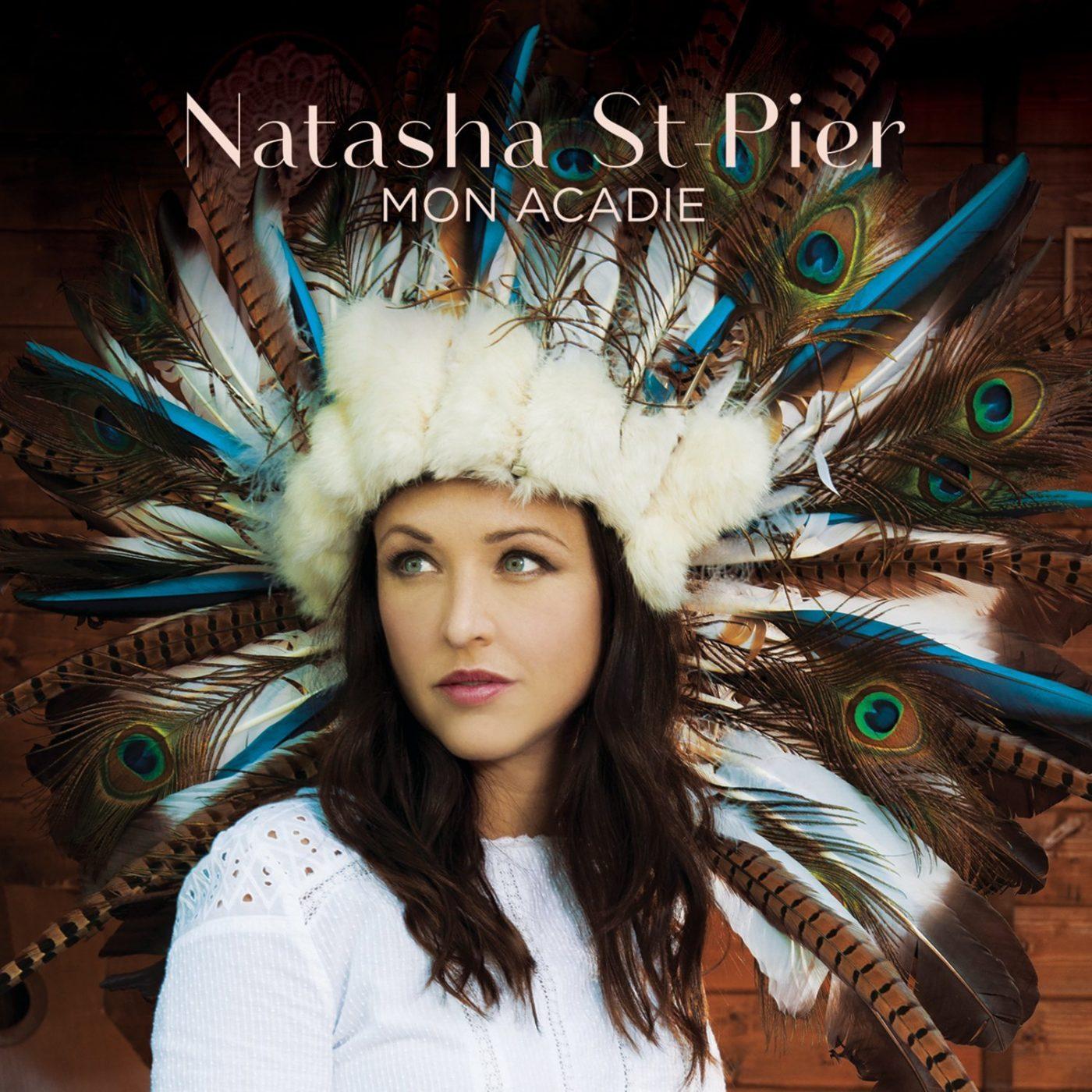 Stylisme déco pour l'album de Natasha St Pier