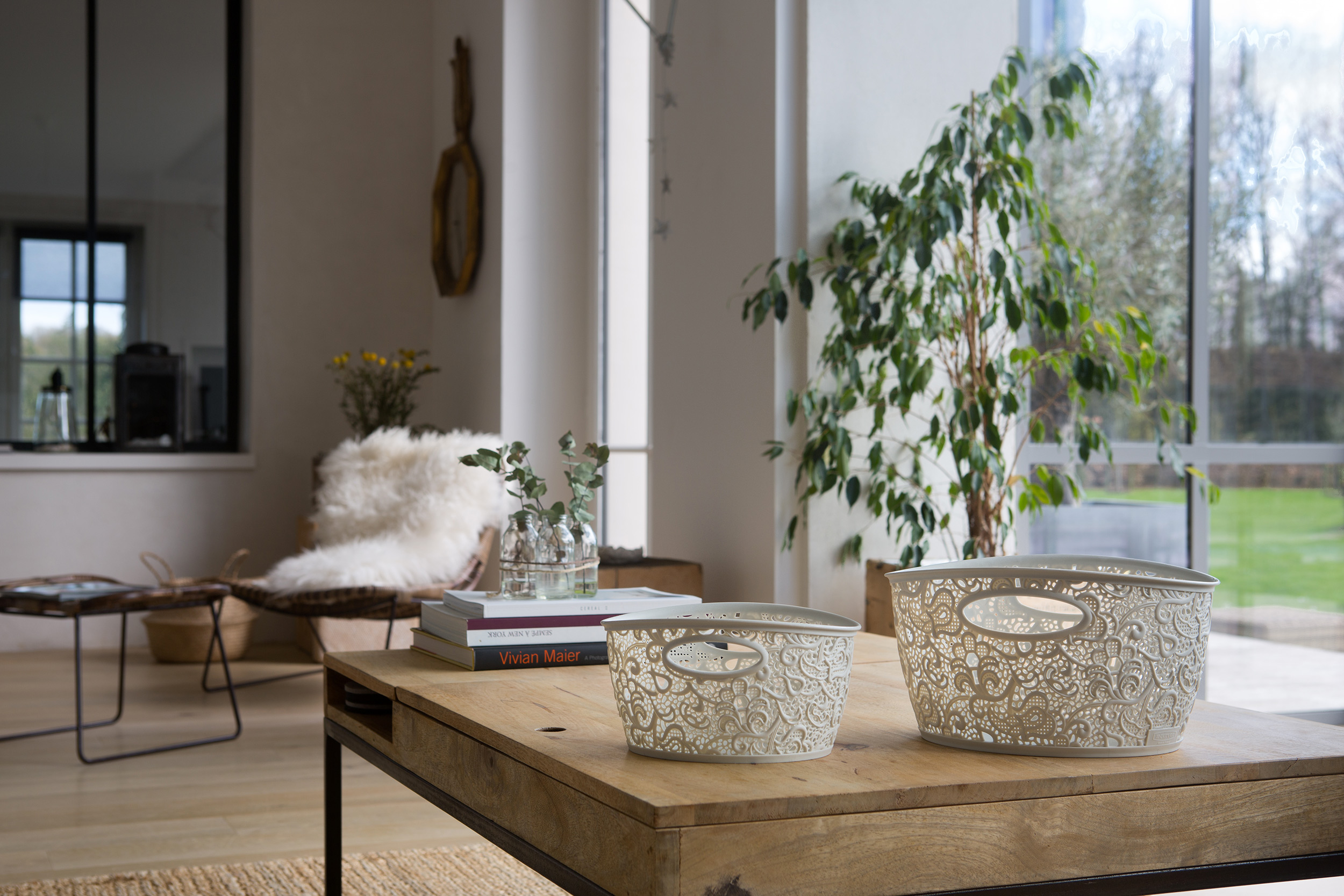 Stylisme du catalogue curver marion alberge for Decoratrice interieur paris