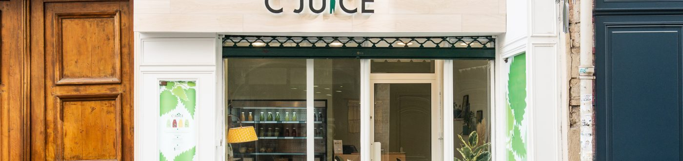 C 39 juice boutique de jus d tox paris 6 me marion for Decoratrice interieur paris