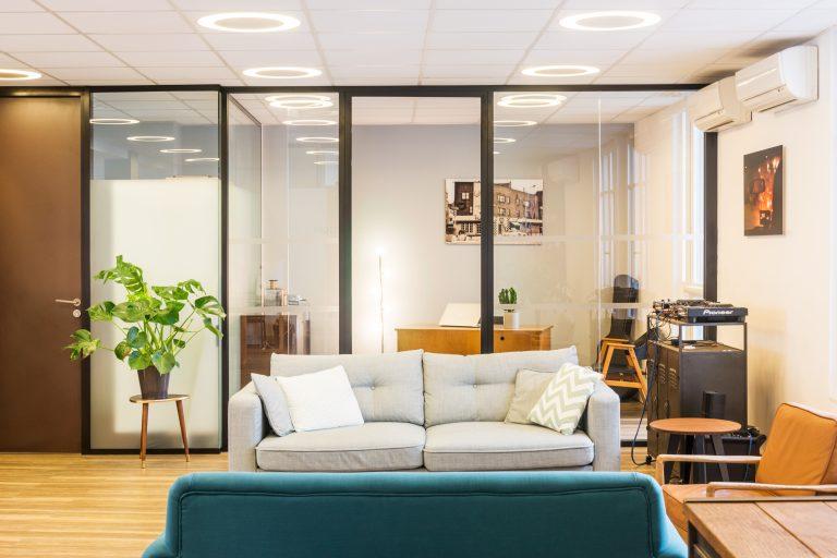 Décoration bureaux Paris - Marion Alberge