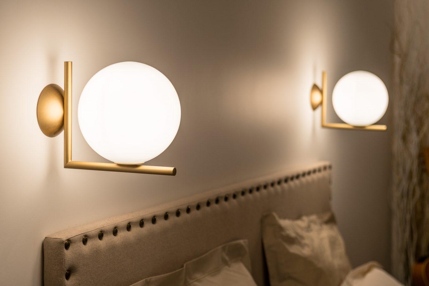 Chambre Décoration paris appartement - Marion Alberge