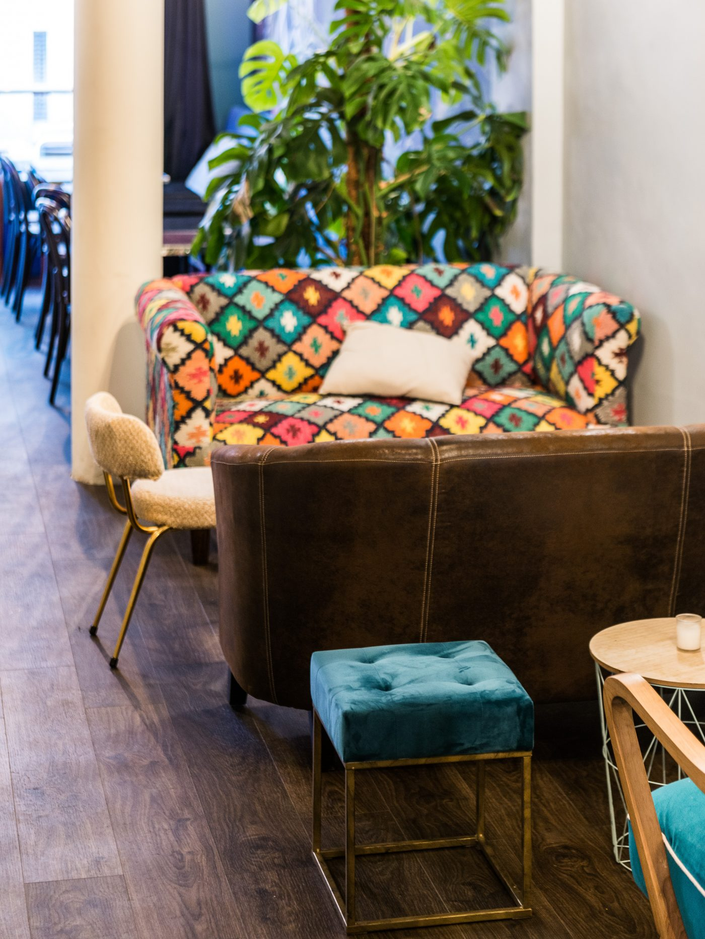 Décoration bar café paris - Marion Alberge