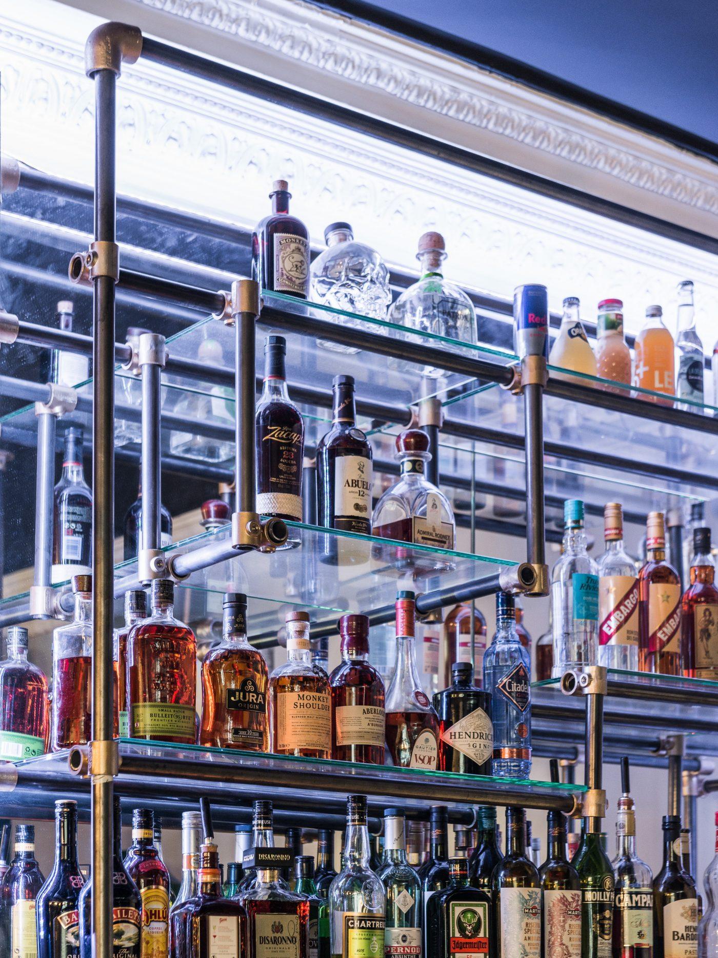Décoration bar paris - Marion Alberge Paris
