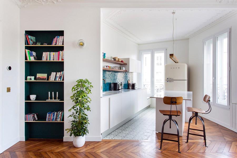 Photo De Decoration décoratrice d'intérieur paris - marion alberge