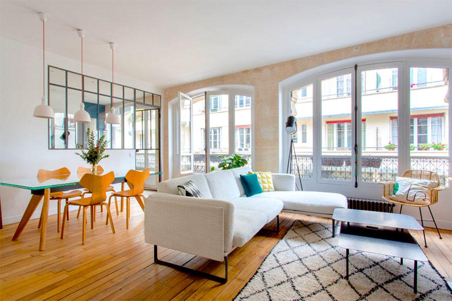 Decoration Appartement Haussmannien décoration d'intérieur - marion alberge - décoratrice d